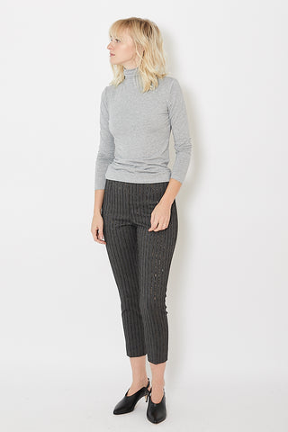Berwich Tizianna Side Zip Narrow Pant