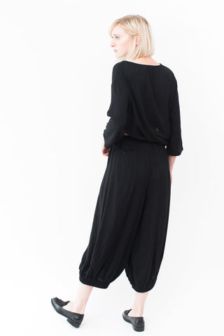 Black Crane Lana Pants