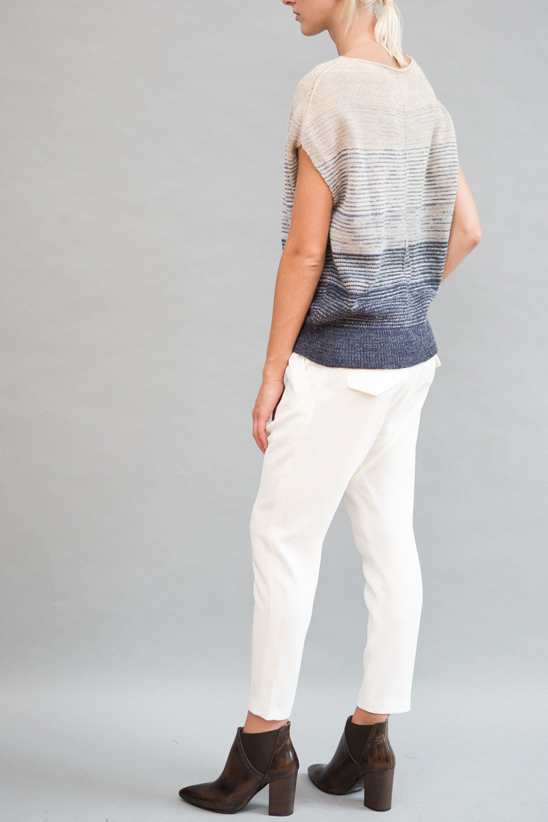 Brochu Walker Maya Tee Sweater - grethen house