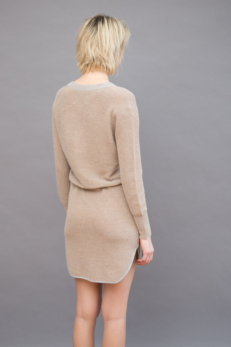 Brochu Walker Thermal Sweater Dress