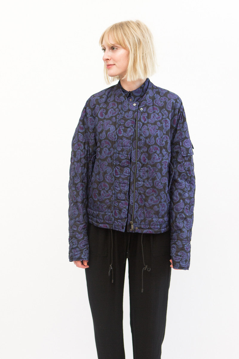 Christian Wijnants Jady Quilted Jacket
