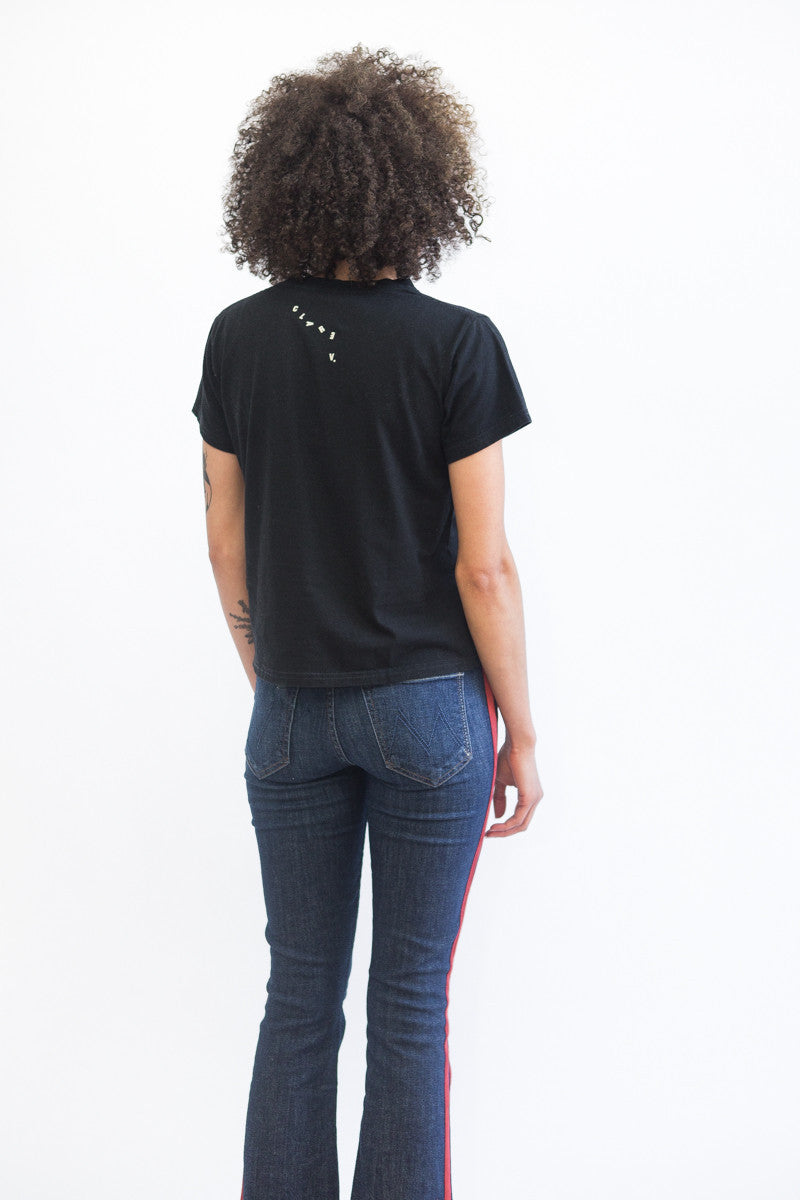 Clare V. Camp Fit Tee