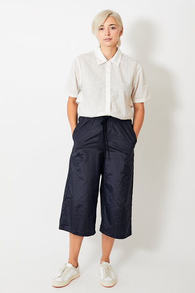 Clu Wide Leg Cropped Lounge Pants