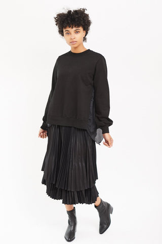 Clu Double Layered Pleated Skirt