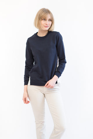 Clu Sweatshirt With Ruffles