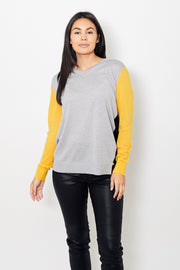 Dorothee Schumacher Colorful Essential V Neck Pullover