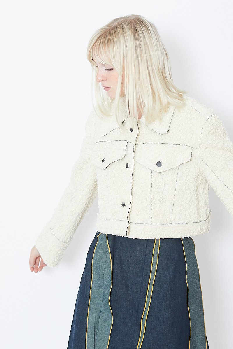 Colovos Cropped Jacket