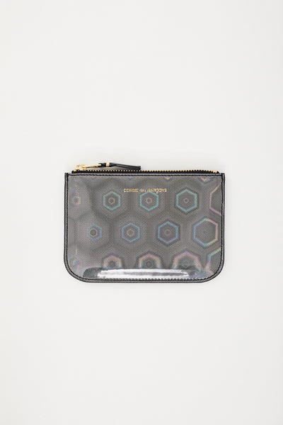 Comme des Garcons Black Rainbow Wallet Small