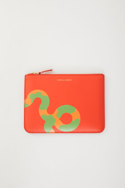 Comme des Garcons Ruby Eyes Wallet
