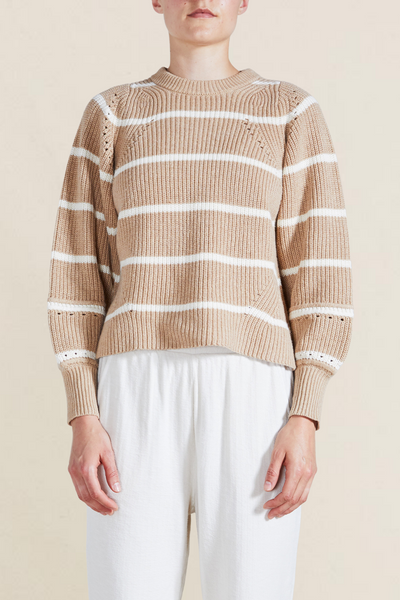 Apiece Apart Celeste Crop Knit