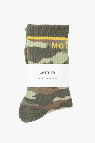 Mother Denim Baby Steps Socks
