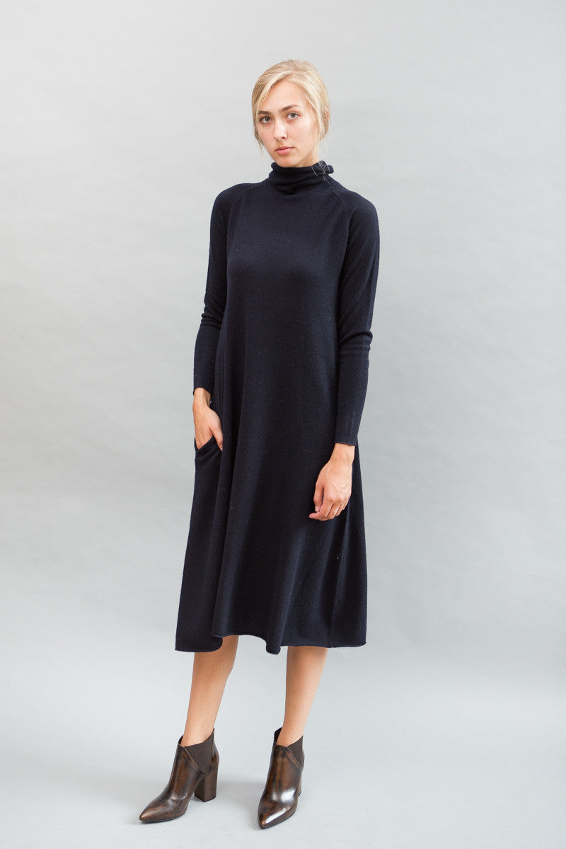 DemyLee Alexa T Neck Dress - grethen house