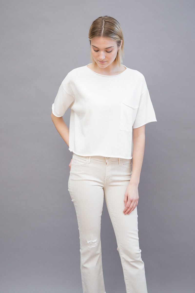 DemyLee Zaylee Short Sleeve With Pocket