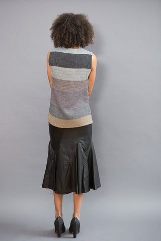Derek Lam 10 Crosby Flared Godet Skirt - grethen house