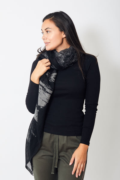 Destin Ginga Paint Quadra Scarf