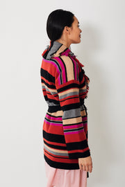 Dorothee Schumacher Bohemian Stripes Coat