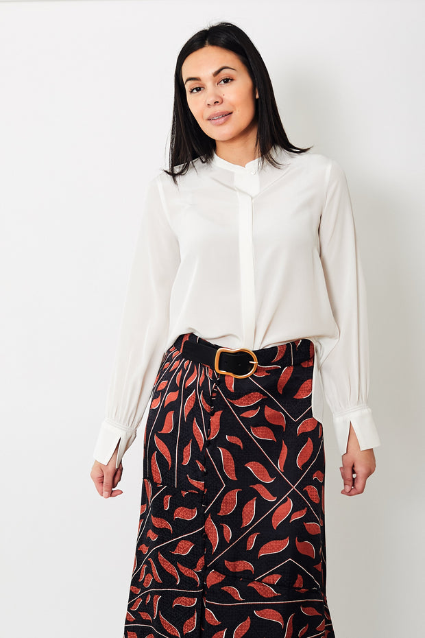 Dorothee Schumacher Fluid Volumes Blouse