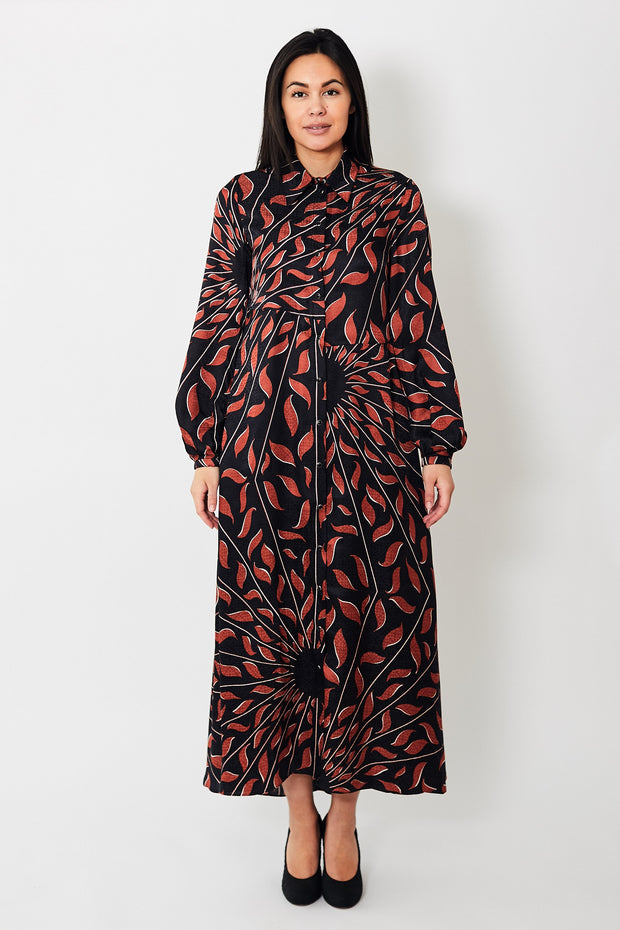 Dorothee Schumacher Graphic Ray Dress