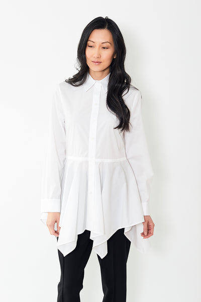 Dorothee Schumacher Poplin Stretch Power Blouse