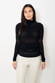 Dorothee Schumacher Sleek Sophistication Turtle Pullover