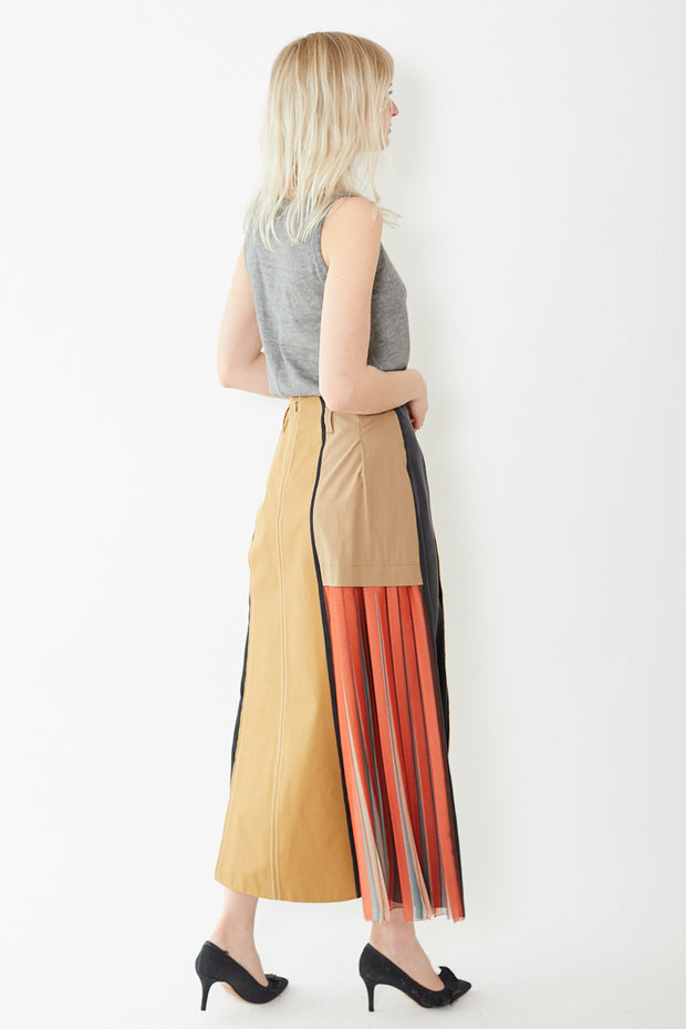 Dorothee Schumacher Wild Patches Skirt