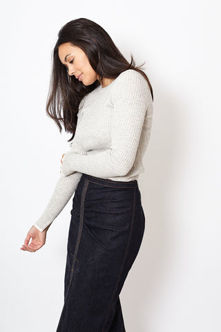 Eleven Six Adelia Crop Sweater