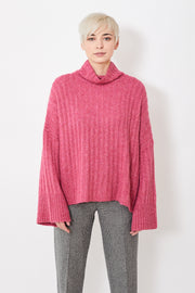 Eleven Six Talia Poncho Sweater