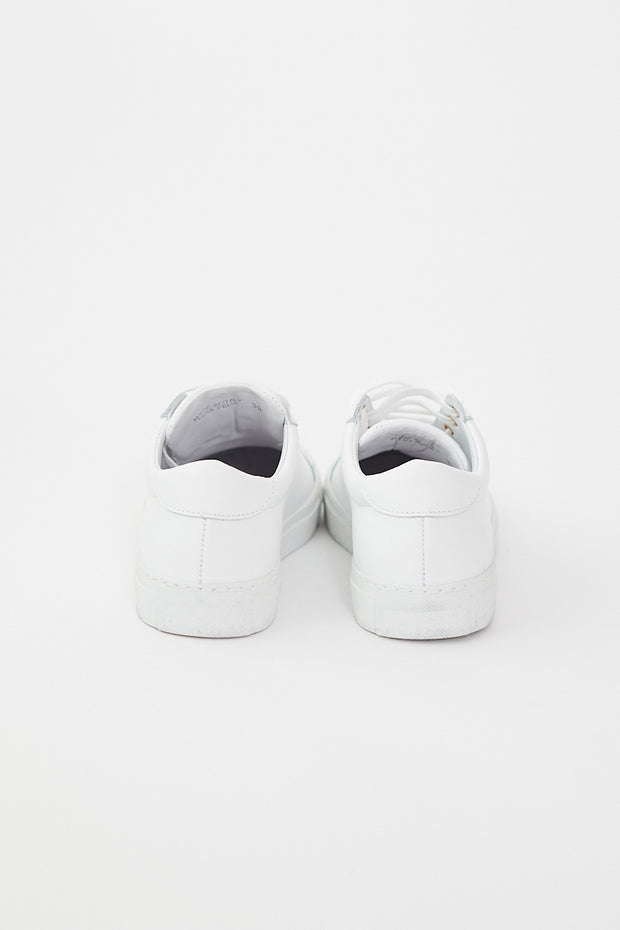 Eleventy Leather Sneaker