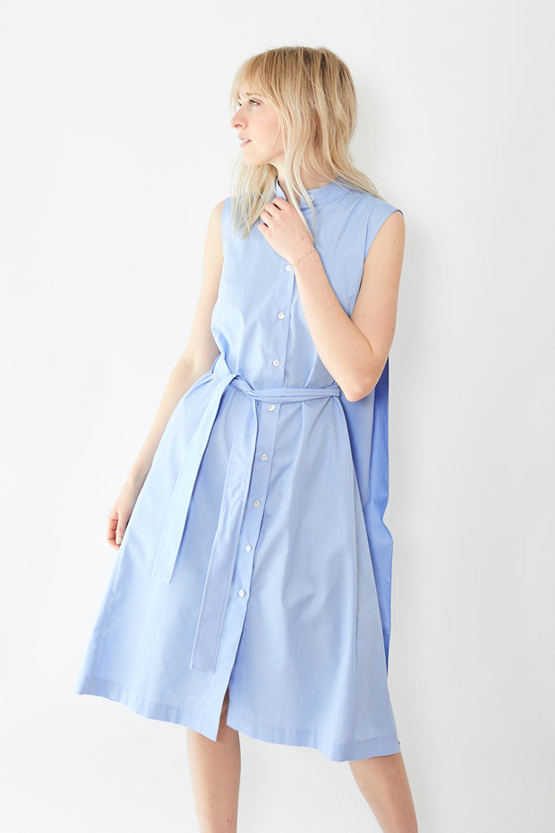 Eleventy Pleated Dress