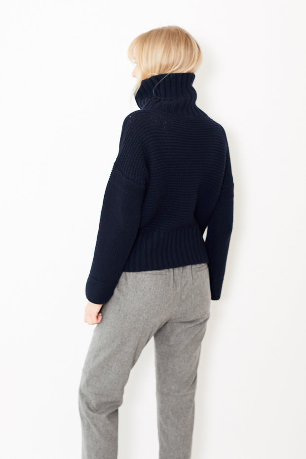 Eleventy Turtleneck Sweater