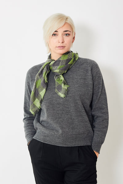 Épice Checker Bandana