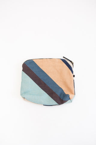 Épice Stripe Zip Bag