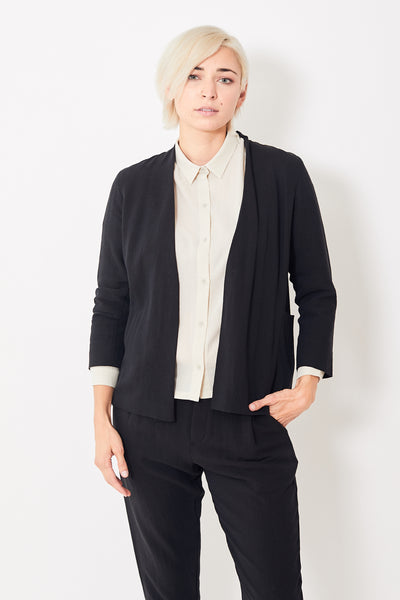 Evam Eva Cotton Wool Jacket