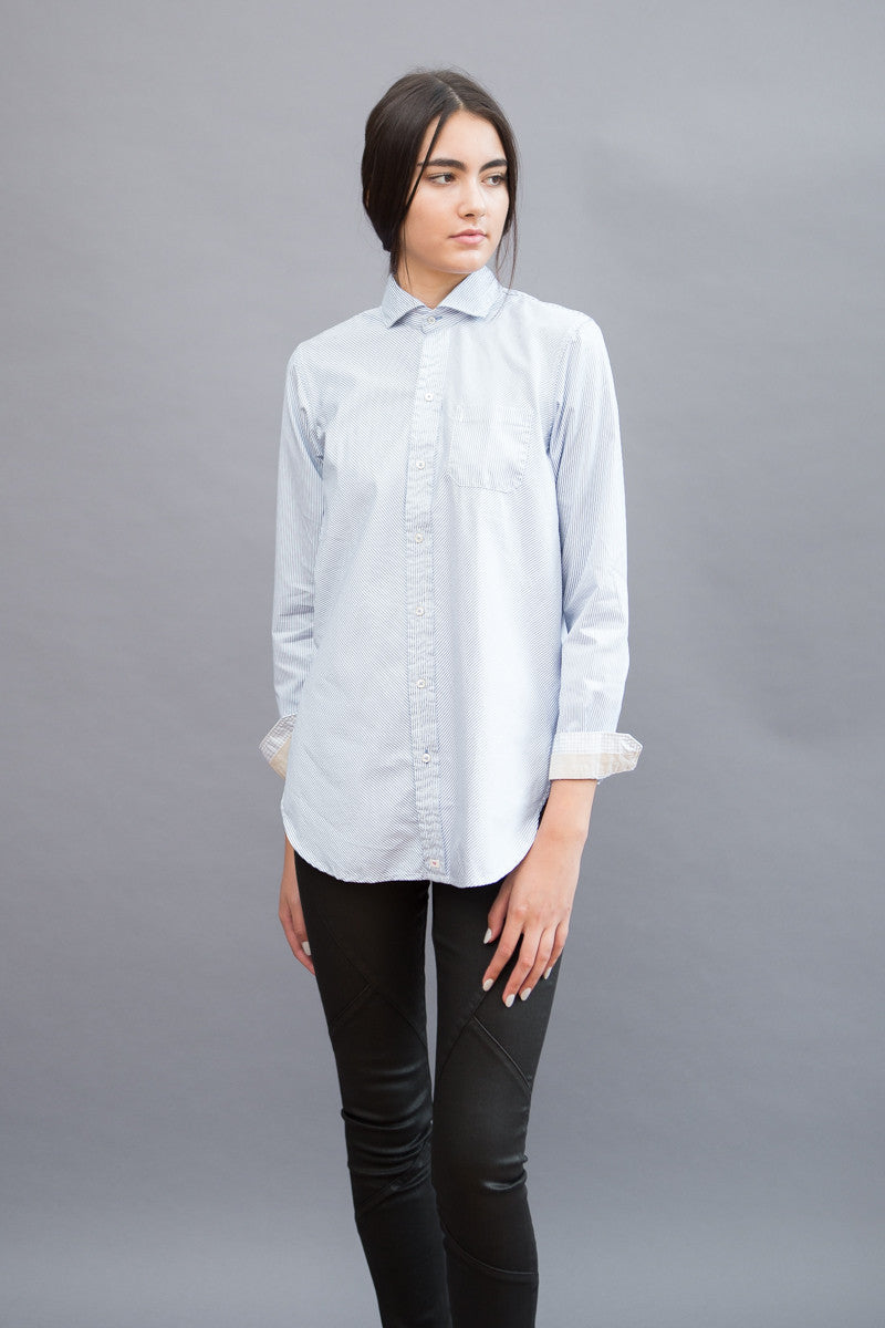 Fil Noir Luisa Maria Longer Shirt - grethen house