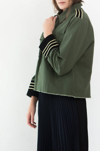 Loyd/Ford Pilot Cropped Jacket