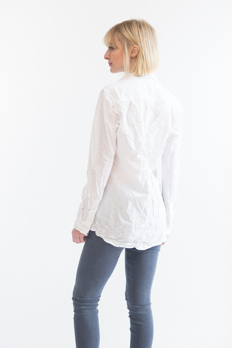Frank & Eileen Button Down Tunic
