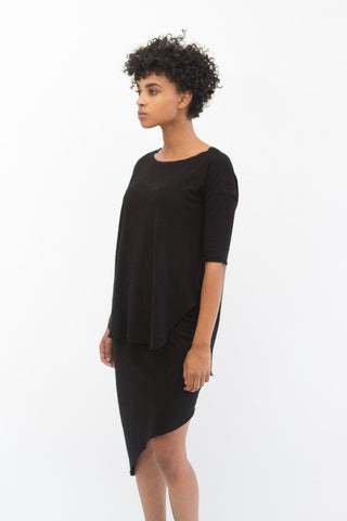 Frank & Eileen Elbow Sleeve Shirttail
