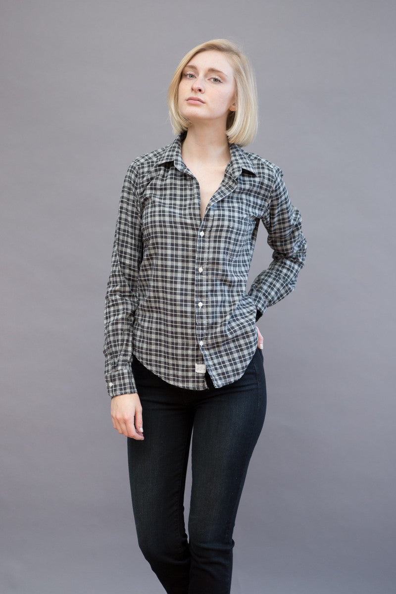 Frank & Eileen Long Sleeve Button Down