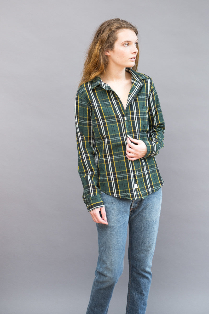Frank & Eileen Long Sleeve Button Down Flannel