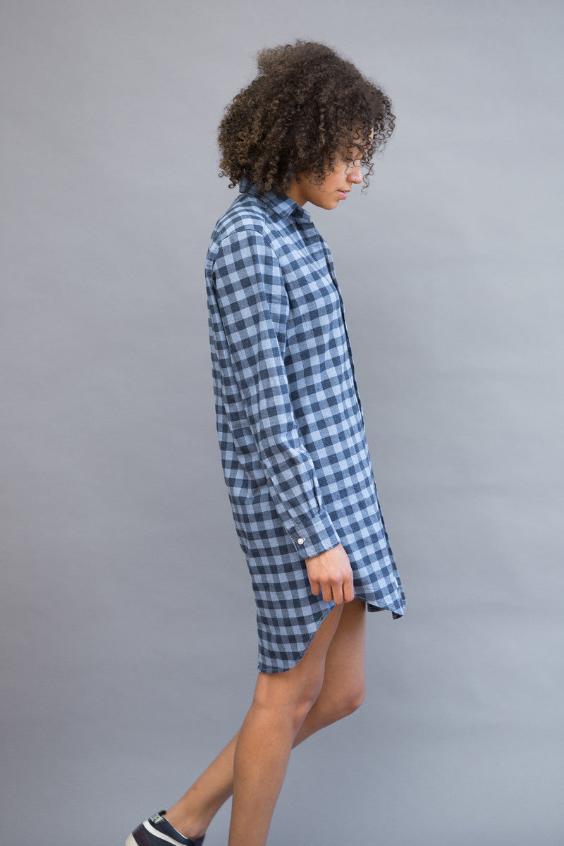 Frank & Eileen Shirt Dress Flannel - grethen house