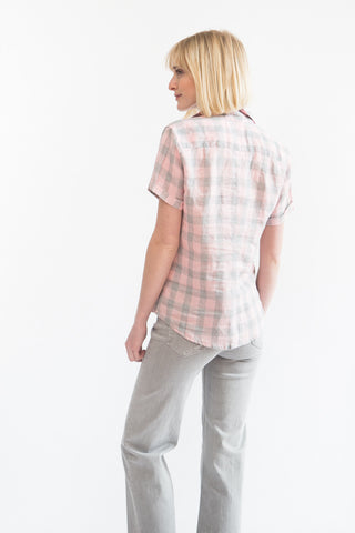 Frank & Eileen Short Sleeve Button Down
