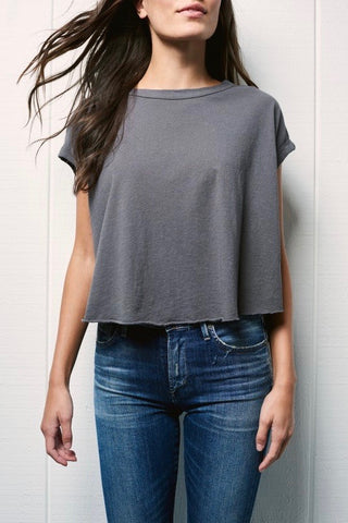 Frank & Eileen Tee Lab Cropped Muscle