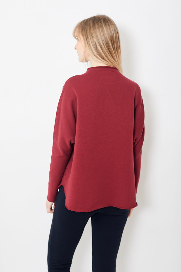 Frank & Eileen Tee Lab Funnel Neck Sweatshirt