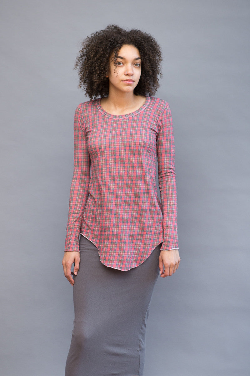 Frank & Eileen Tee Lab Long Sleeve Layer Tee - grethen house