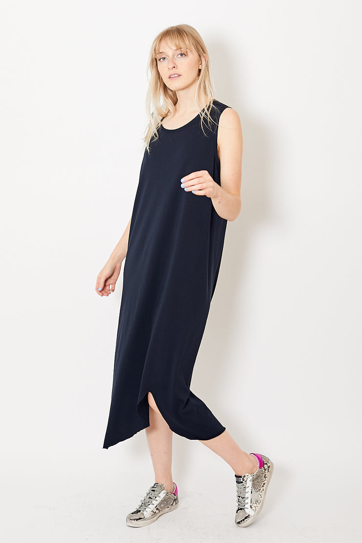 Frank & Eileen Tee Lab Relaxed Asymmetric Tank Dress