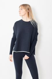 Frank & Eileen Tee Lab Relaxed Long Sleeve Sweatshirt