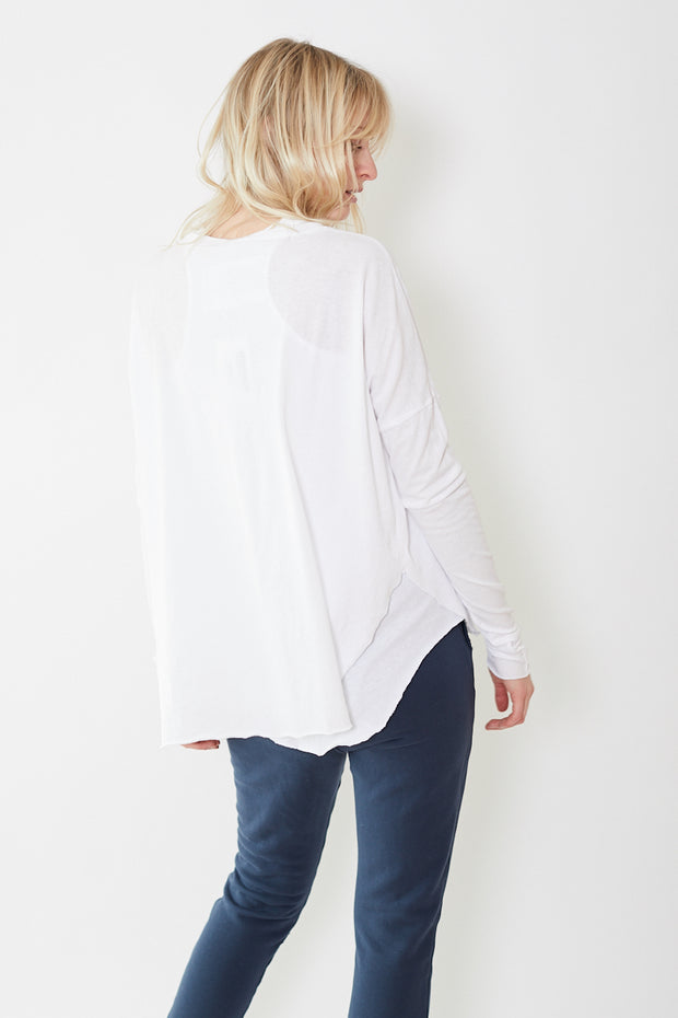 Frank & Eileen Tee Lab Relaxed Long Sleeve Tee