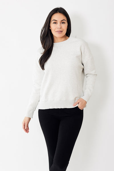 Frank & Eileen Tee Lab Ribbed Knit Pullover