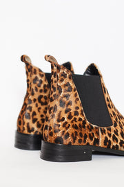 Frēda Salvador Sleek Chelsea Haircalf Boot