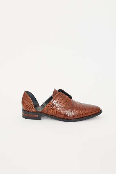 Frēda Salvador Wear Laceless D'Orsay Oxford